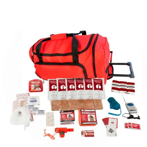 Standard 72 Hour Survival Kit – 1 Person Standard 72 Hour Survival Kit – 1 Person