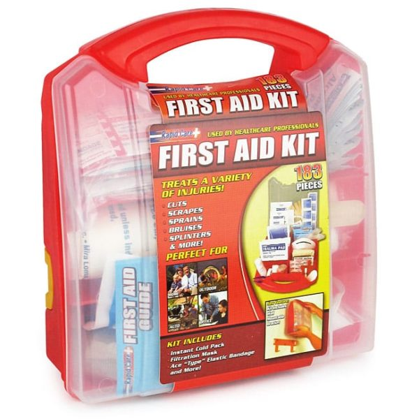 Emergency Portable First Aid Kit