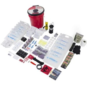 4 Person - Complete Hurricane Survival Kit