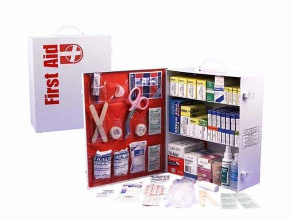 Emergency First Aid Cabinet Emergency First Aid Cabinet