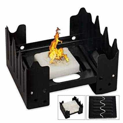 Heavy Duty Steel Stove for Outdoor Cooking