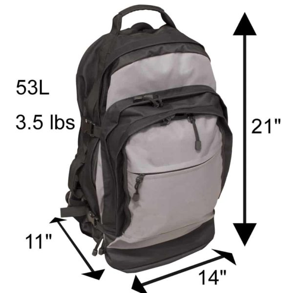 The Stealth Tactical Bug-Out Bag - 2 Person The Stealth Tactical Bug-Out Bag - 2 Person