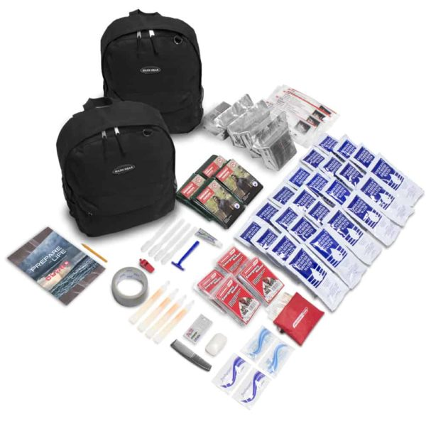 THE ESSENTIALS COMPLETE 72-HOUR KIT - 4 PERSON - 860-4