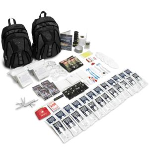 The Essentials Complete 72 Hour Kit - 2 Person 860-4RAa