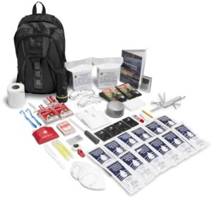 The Essentials Complete 72-Hour Kit - 860-2BAa - 2 Person w Black Bag