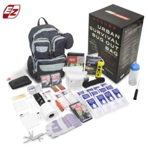 URBAN SURVIVAL BUG-OUT BAG - 2 PERSON