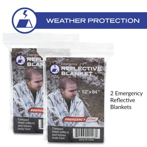 Weather Protection Details -